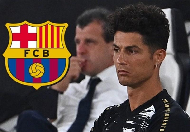 ادعای خبرنگار اسپانیایی: یوونتوس رونالدو را به بارسلونا پیشنهاد داد!