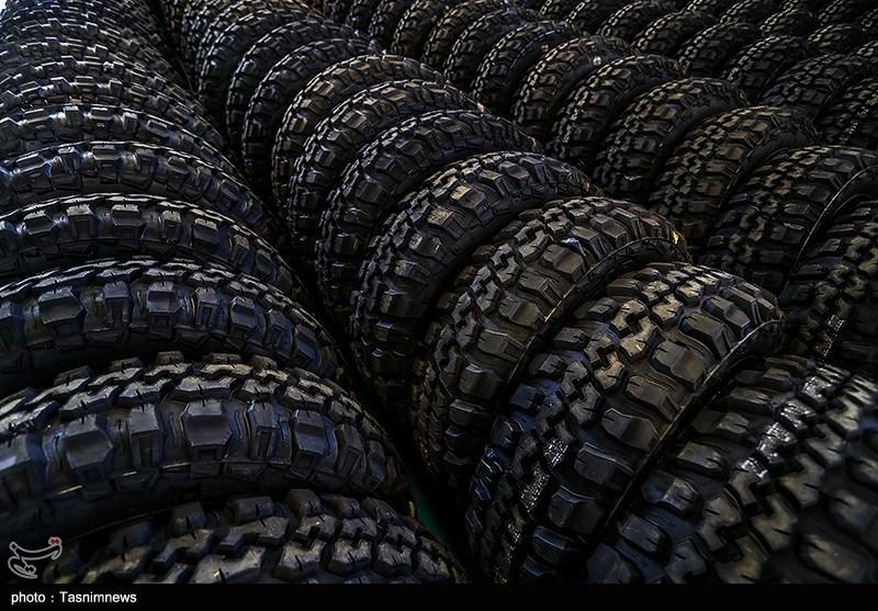 راه اندازی خط تولید تایر خودروهای تاکتیکی توسط وزارت دفاع