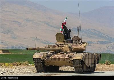 بومیسازی تانکها در تیپ 37 زرهی / چند جنگنده در پایگاه هوایی شهید دوران اورهال شد