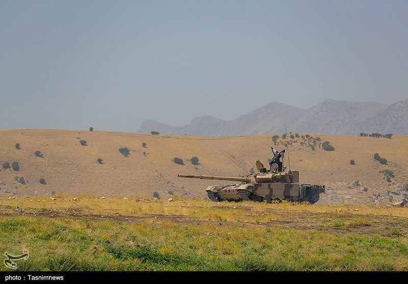 راه اندازی خط تولید تایر خودروهای تاکتیکی و افتتاح خط بهینهسازی تانکهای نیروهای مسلح
