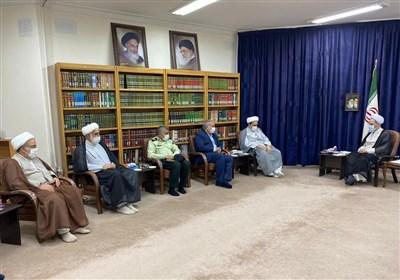 مسائل سیستان و بلوچستان با حضور مدیر حوزههای علمیه کشور بررسی تخصصی شد