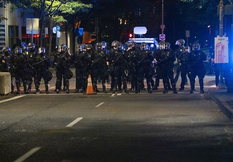 Oregon State Police Withdraw from Downtown Portland