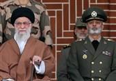 قدردانی فرمانده ارتش از پیام رهبر انقلاب