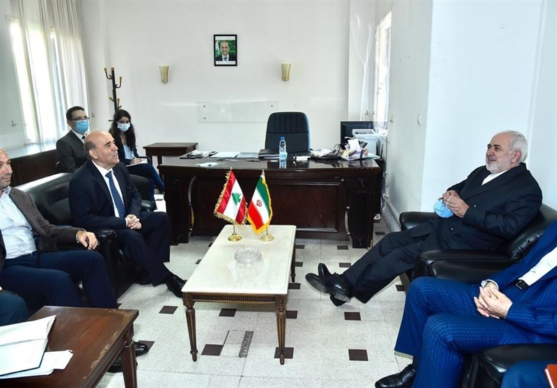 Nobody Allowed to Dictate Demands to Lebanon: Zarif