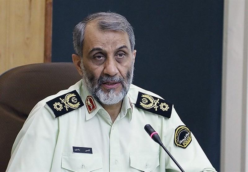 جانشین ناجا: امکان تردد مرزی برای زائرین حسینی وجود ندارد/ تمام مرزهای بین عراق و ایران مسدود است