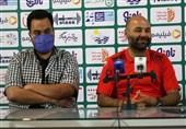 بختیاریزاده: حمایت مدیران شهر خوردو برای کنار گذاشتن رحمتی، دفاع از اصول فوتبال بود/ نساجی ساده بازی میکند