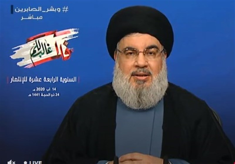 Israel to Pay Price If Probes Prove It Was behind Beirut Blast: Nasrallah