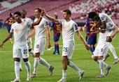 بارسلونا 2 - بایرن مونیخ 8 ؛ بایرن مونیخ با تحقیر بارسلونا به نیمه نهایی لیگ قهرمانان اروپا رسید