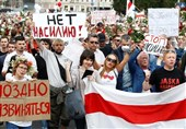 رئیس جمهوری بلاروس: رهبران معترضین بیگانان هستند