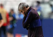 ستین: این شکستی فوقالعاده دردناک بود/ تغییرات آینده در بارسلونا به من بستگی ندارد