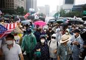 کاهش 18 درصدی درآمد خانوادههای فقیر کرهای به دلیل شیوع کرونا
