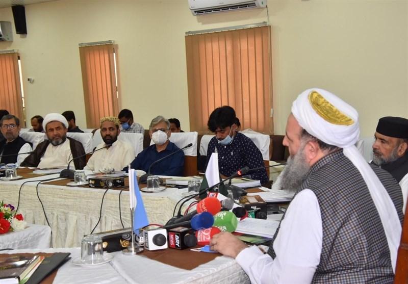 اسلامی نظریاتی کونسل کا اہم اجلاس، جید علمائے کرام کی شرکت+ تصاویر