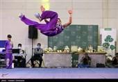 اعلام نتایج مسابقات مجازی ووشو