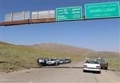 کاهش 7.6 درصدی تردد در جاده های کشور