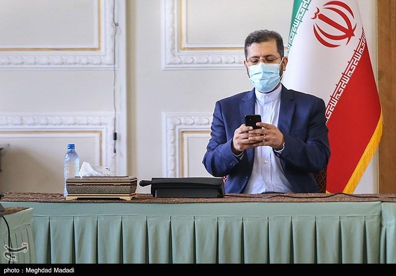 سعید خطیب زاده سخنگوی وزارت امورخارجه