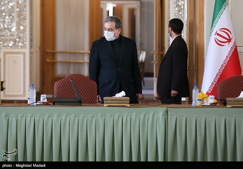 سید عباس عراقچی معاون سیاسی وزیر امور خارجه