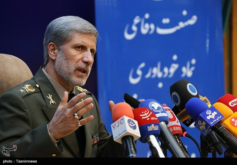 Iran's Defense Minister Warns Israel against Making Any Wrong Move