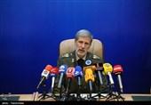 Defense Minister Warns of Action If Karabakh War Bullets Hit Iran Again