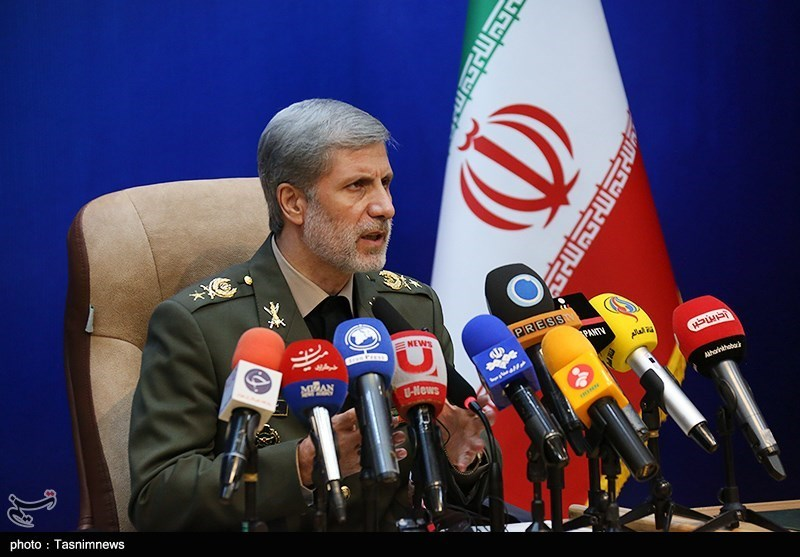 Sanctions Made Iran Stronger, Defense Minister Says