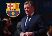 بارسلونا در آستانه عقد قراردادی 2 ساله با کومان