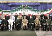 نشست مشترک اعضای ستاد گرامیداشت چهلمین سالگرد دفاع مقدس برگزار شد