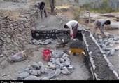 تلاش جهادی سپاه برای محرومیت زدایی از روستاهای میناب / اجرای 36 پروژه طی 3 سال+تصاویر