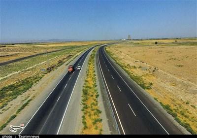 بزرگراه اردبیل به مرکز کشور متصل میشود