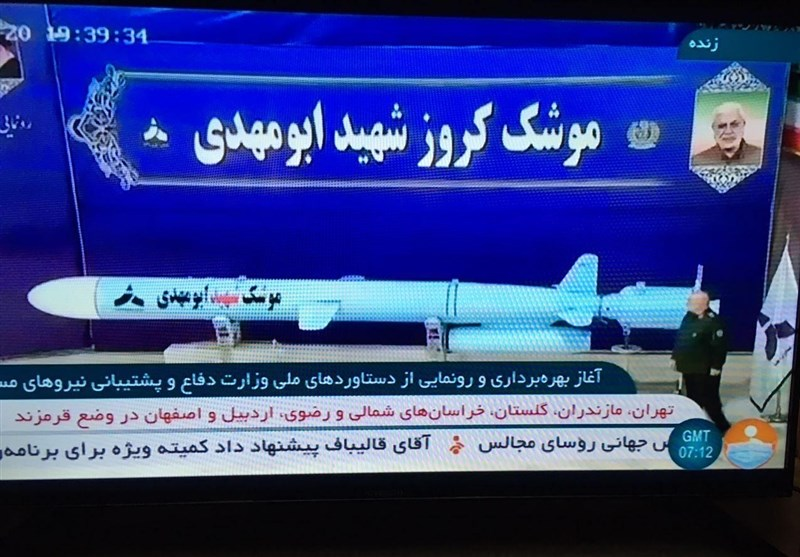 Iran ignores United States demands, unveils new ballistic and cruise missiles