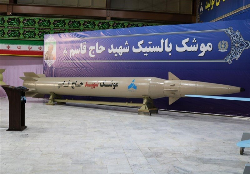 Iran Unveils Two New Missiles (+Video)