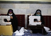 جانشین سپاه استان گلستان: راهاندازی 600 کارگاه تولید ماسک در استان/ برای مقابله با کرونا کنار مردم هستیم