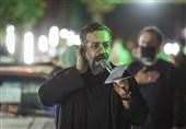 "مداحی محمود کریمی در ""تکیه سیّار"""