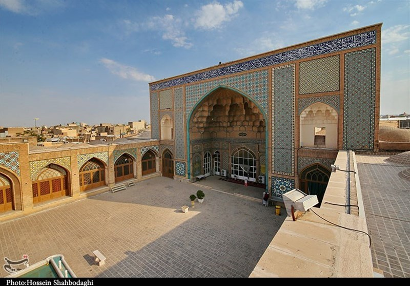 Jameh Mosque of Qom: One of Oldest Mosques in Qom