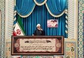 """امام جمعه بجنورد: آمریکا در جریان """"مکانیسم ماشه"""" باردیگر از ملت ایران شکست میخورد"""