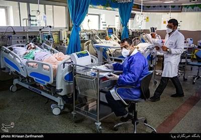 آخرین آمار کرونا در ایران|۵۰۳۹ بیمار و ۳۲۲ فوتی جدید