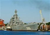 قدرتمندترین کشتی جنگی جهان در ناوگان دریایی روسیه