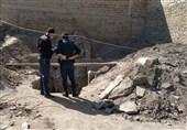 پنجمین باند حفاری غیرمجاز سازمان یافته در ارومیه شناسایی و منهدم شد