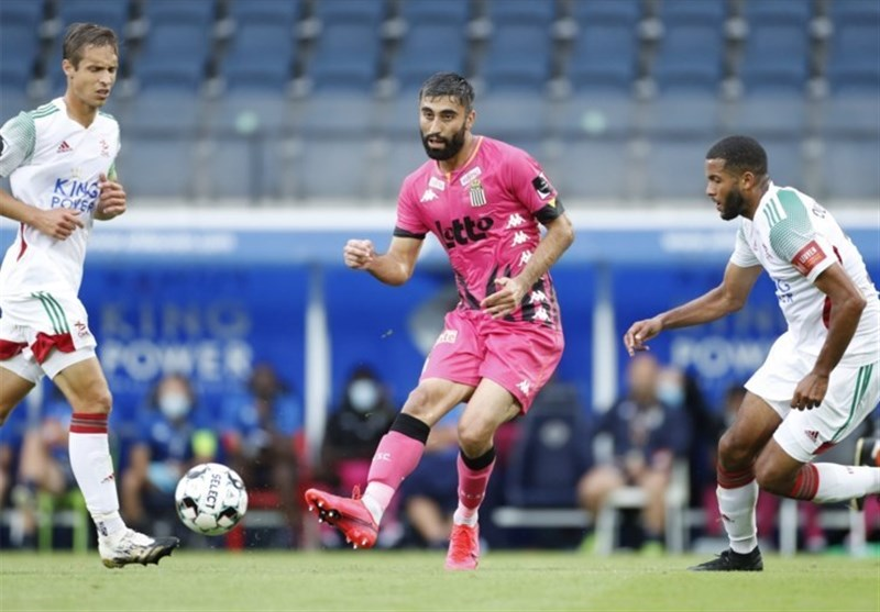 Kaveh Rezaei Shortlisted for AFC International Player of Week