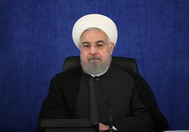 روحانی: غیرممکن است پای میز مذاکره با آمریکا برویم/ در استفاده از ارز ۴۲۰۰ تقلب صورت گرفت