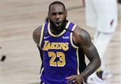 لیگ NBA  جیمز به رکورد اسکار رابرتسون رسید