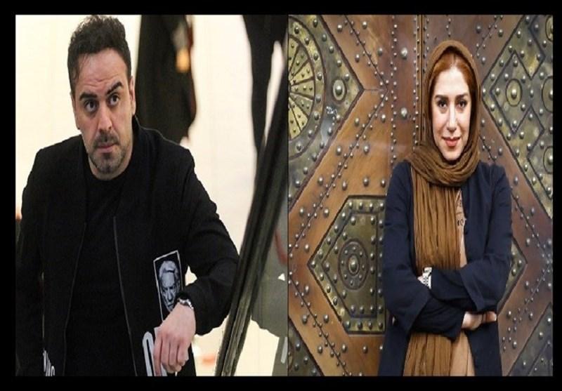 """بهرنگ علوی و نسیم ادبی بازیگران """"تقدیر""""/ بهمنماه برای پخش آماده میشود"""