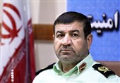 بازداشت 318 نفر از عوامل تیراندازیها و دارندگان سلاح غیرمجاز در خوزستان