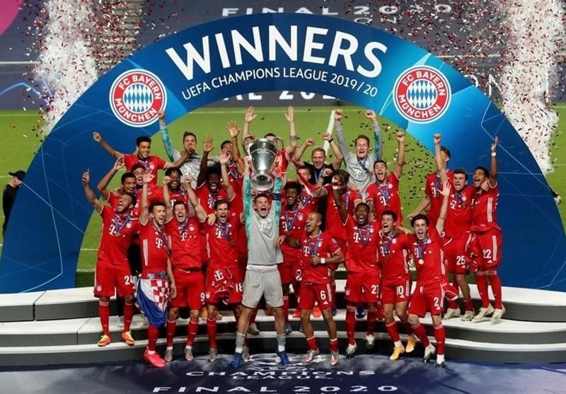 لیگ قهرمانان اروپا| بایرن مونیخ، پاریسنژرمن را در حسرت قهرمانی گذاشت/ جام ششم برای باواریاییها