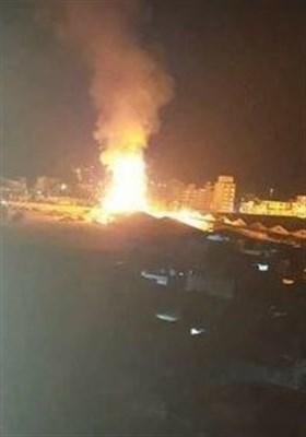 جنوب یمن| وقوع چند انفجار در عدن