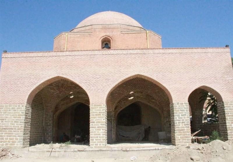 کاوشهای باستانشناختی در مسجد جامع ارومیه آغاز شد