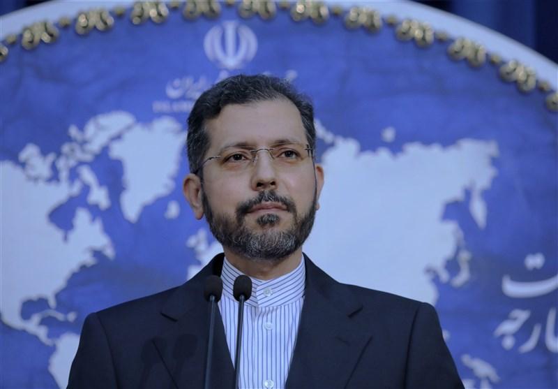 الخارجیة الإیرانیة: رسالة طهران لواشنطن واضحة وهی أن تتخلى عن الغطرسة