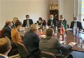 دیدار دستیار ارشد ظریف و نماینده ویژه پوتین در امور سوریه