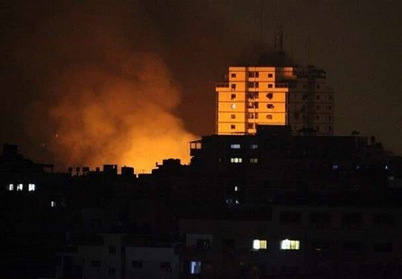 Israel Carries Out Airstrikes on Gaza