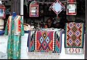 بازارچه صنایع دستی برای حمایت از هنرمندان یاسوجی راهاندازی شد