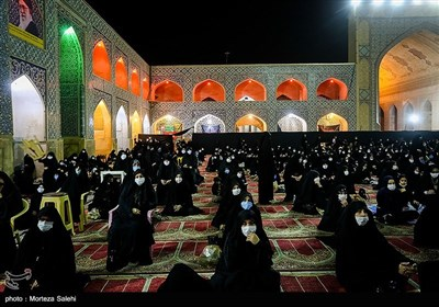 Iranians Perform Muharram Mourning Processions amid Strict Social Distancing Measures