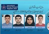 """کسب 4 مدال توسط دانشآموزان ایرانی در """"المپیاد جهانی زیستشناسی"""""""